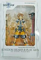 Special Edition Sora Master Form Kingdom Hearts II Play Arts New Open Box
