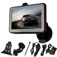 """Auto GPS Navigationsgerät 4,3"""" KFZ Car Navi TFT Touchscreen EU Karten, POI"""