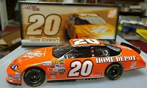 Tony Stewart #20 The Home Depot 2007 Impala SS Limited Edition 1:24 DIECAST