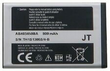 New Oem Samsung Sgh-T401G Sgh-T459 Ab403450Ba Gravity Sgh-T539 Beat Battery