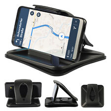 Universal Car Cell Phone Mount Holder Stand Dashboard Hud Design For iPhone Gps