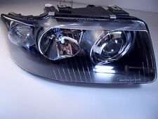 Scheinwerfer Audi A3 8L Xenon Optik Linse ab Bj.2001-2003 Black mit Zulassung
