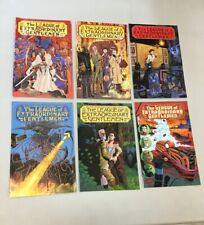 League Of Extraordinary Gentlemen 1-6 America's Best Comics 2002 Vol. 2 (Eg07)