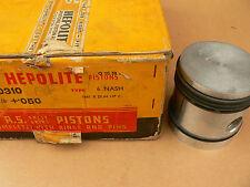 Nash Ambassador 600 pistons, Nash kolben, Vintage 1941/48 series 40  NOS !!!