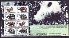 Indonesia 1996 - MNH - Dieren/Animals/Tiere  (WWF/WNF)