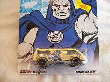 2012 Hot Wheels Dc Comics Darkseid Sueño Furgoneta Xgw - Nuevo
