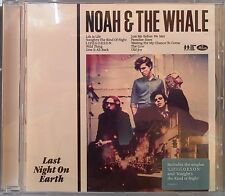 Noah and the Whale - Last Night on Earth (CD 2011)