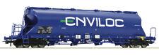Roco 76706 Güterwagen Staubsilowagen ENVILOC ERMEWA H0