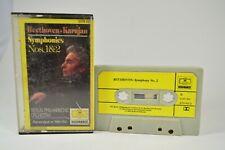 Beethoven - Symphony No 6 pastoral karajan Cassette Tape