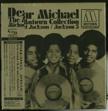 MICHAEL JACKSON 5 Dear The Motown Collection CD BOX UICY-75070 JAPAN NEW s5570