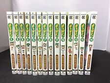 YOTSUBATO vol.1-14 Latest Full Lot Set Manga Comic Japanese Edition Yotsuba&!