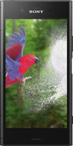 Sony Xperia XZ1 schwarz # AU