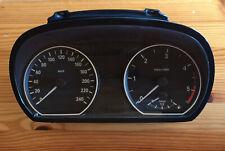 Bloc Compteurs Vitesse BMW serie 1 E87 2.0 Diesel 9187330-01 km inconnu