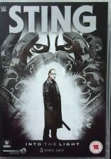WWE: Sting - Into the Light DVD (2015)