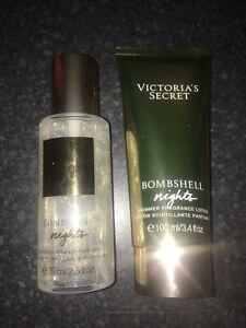 Victoria Secrets Bombshell- Spray & Lotion