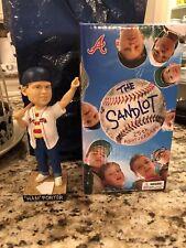 2018 Atlanta Braves The SANDLOT Ham Porter 25th Anniversary Bobblehead 7/14/18