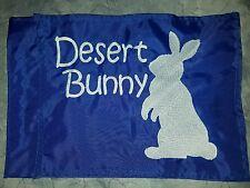 Custom Desert Bunny  Safety  Flag for atv, utv,  Dune Whip Pole