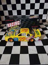 Steve Grissom #29 Flintstones 1/24 Action Rcca CWC NASCAR Diecast