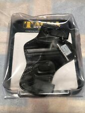 Tagua DCH-641  Springfield XD Compact Dual Clip Holster Left Handed (black) NEW