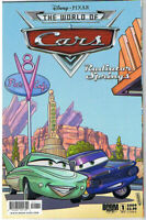 CARS Radiator Springs #1 B, NM, Disney Pixar, Boom Studios, 2009, more in store