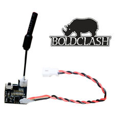 Boldclash F-01 5.8GHz 48CH Super Tiny Light AIO TX FPV Multicopter Camera
