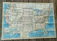 National Geographic United States Us Classic Laminated Wall Map 42 1/2 x 29 1/2