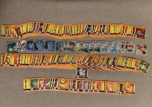 Vintage 1999 Artbox Pokemon Sticker Series - Sticker Lot of 250 Rare OOP