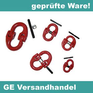 Verbindungsglied GK8, Kettenverbinder 6 7 8 10 13 mm, Kettenglied/ SONDERAKTION