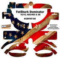 Fatshark Dominator Fpv Goggles V1