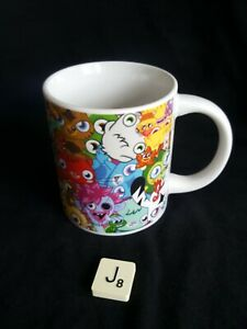 Moshi Monsters Cup -  Bon Bon Buddies Cup - Official Merchandise VGC.