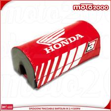 Protezione Manubrio Blackbird Honda CR CRF XR paracolpo Fat Bar senza traversino