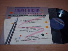 Lionel Richie - The Composer - LP Record  EX EX