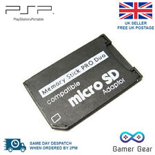 Micro SD To Pro Duo Memory Stick Adapter for Sony PSP