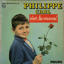 PHILIPPE CARL BONNE FETE MAMAN FRENCH ORG EP PAUL PIOT