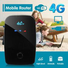 Unlocked Portable 4G LTE Wifi Router Mobile Modem 150Mbps Hotspot SIM Card Slot