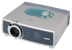 Canon LV-S2 data projector for home theatre or business