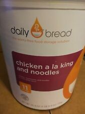 Mountain House Freeze Dried Food Chicken A La King and Noodles #10 Can