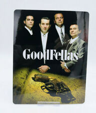 GOODFELLAS - Glossy Bluray Steelbook Magnet Cover (NOT LENTICULAR)