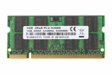 1 GB 1GB PC2-4200 DDR2-533MHZ Memory SODIMM Notebook Laptop RAM 200pin PC5300