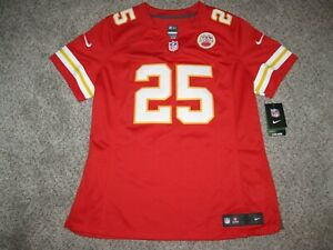 Jamaal Charles Kansas City Chiefs Womens XL Red Nike Limited Jersey