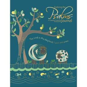 Exploring the Psalms Creative Colouring Journal by Jacqui Grace Christian Gift