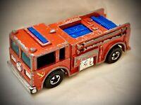 Vintage 1976 Hot Wheels - Fire-Eater Truck - Diecast 1:64 Hong Kong