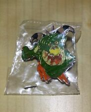 Monster Trumpasaurus Pin New Sealed In Original Package