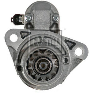 Remanufactured Starter  Remy  16087