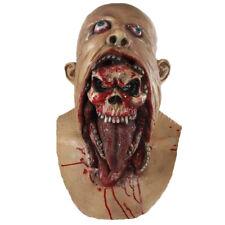 Horreur Sanglant Zombie Masque Latex Costume Déguisement Robe Halloween Cadeau