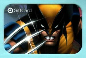 TARGET Wolverine X-Men 2004 Gift Card ( $0 )