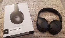 Bose QuietComfort 35 QC35 Black Wireless Headphones