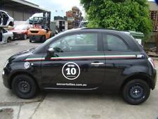 FIAT 500 RADIATOR FAN  2014