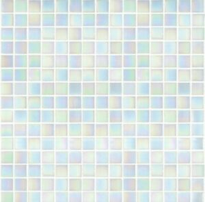 Bisazza Mosaico Tiles Mother Of Pearl Effect Open Box Lot Of 5  #1761