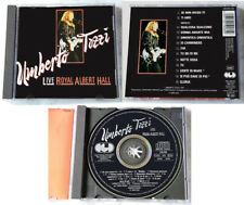 UMBERTO TOZZI Live Royal Albert Hall .. 1988 CGD